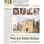 Maxiconcerto per la Basilica di S. Stefano