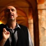 """Cristiano Cremonini backstage """"Miserere"""" Tenore Opera Singer Cantante Lirico Bologna Miserere San Luca Bologna"""