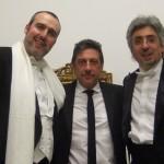 """Cristiano Cremonini Cantante Lirico Tenore Opera Singer Tenor Bologna """"La Rondine"""" Teatro Politeama Garibaldi Palermo"""