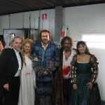 Otello Backstage
