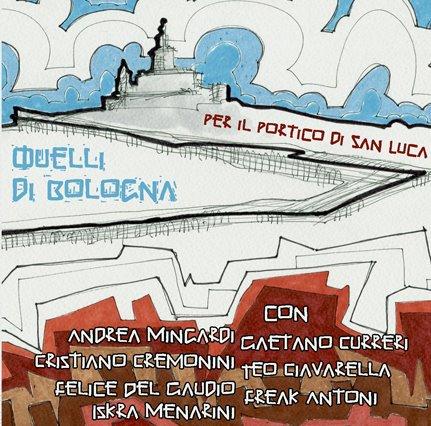 Cristiano Cremonini Tenore Opera Singer Cantante Lirico Miserere Portico di San Luca Bologna Quelli di Bologna