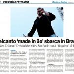 Intervista Carlino 23 ottobre 2011