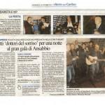 Recensione Carlino Galà Ansabbio 16-10-2011
