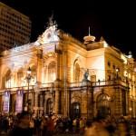 Teatro Municipal San Paolo del Brasile