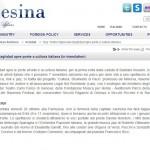 Farnesina Comunicato Stampa