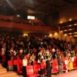 Bagdad - Finale concerto con pubblico in piedi