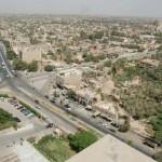 Baghdad - Panoramica dal Palazzo Presidenziale