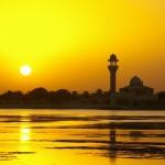 Tramonto a Baghdad