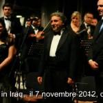 """Intervista a Oltrecultura sulla Tournè degli artisti italiani in Iraq """"Culture an Instrument of Peace"""""""