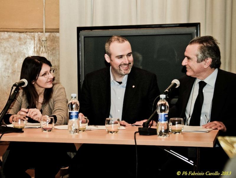 Cinzia Forte - Cristiano Cremonini - Francesco Ernani