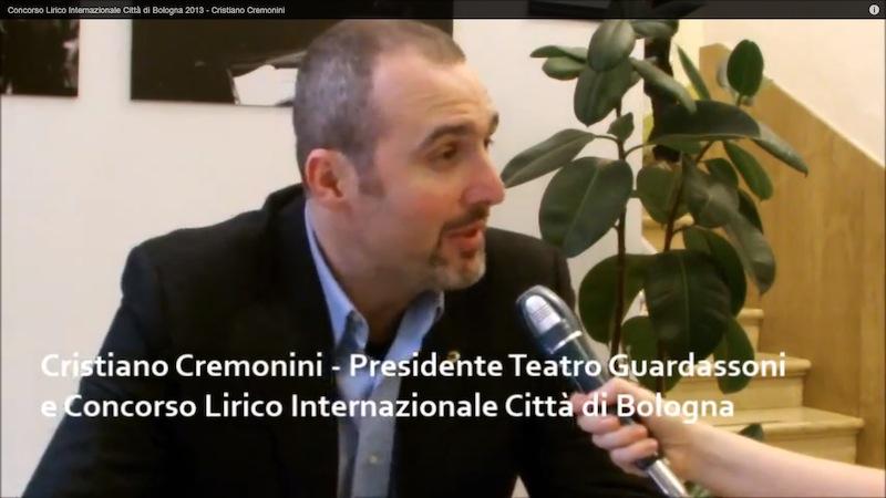 Cristiano Cremonini tenore - Oltrecultura Intervista