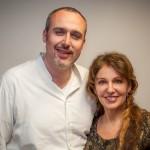 Cristiano Cremonini con Cinzia Forte soprano