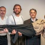 Cristiano Cremonini con il basso Ziyan Atfeh