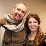 Cristiano Cremonini con il soprano Cinzia Forte