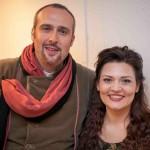Cristiano Cremonini e Serena Daolio