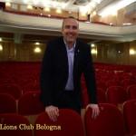 Cristiano Cremonini testimonial Lions 2015