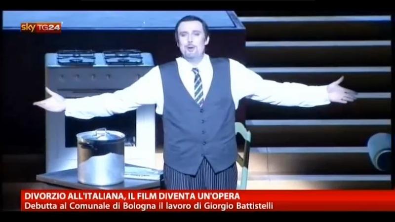 SkyTg24 servizio per Divorzio all'italiana