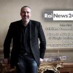 Cristiano Cremonini intervista RaiNews24