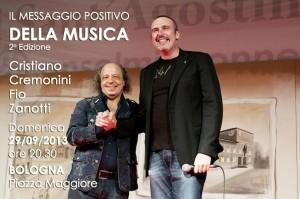 Cristiano Cremonini in concerto con Fio Zanotti