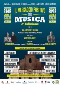 """Concerto """"Il Messaggio Positivo della Musica"""""""