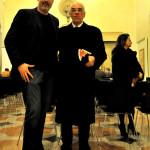 Cristiano con Carlo Casali Past Governatore Lions Club Distretto 108 Tb