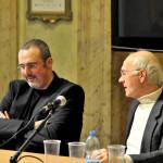 Cristiano con Piero Mioli