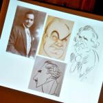 I ritratti di Caruso