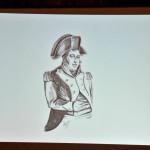 Rossini ritratto da Cristiano