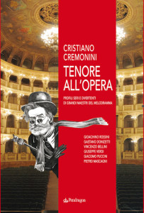 Un Tenore All'Opera - Cover Libro