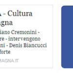 Tenore all'Opera su Emilia Romagna Cultura Facebook e Twitter