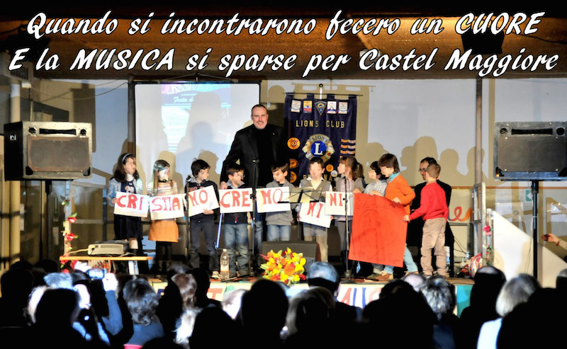 Cristiano Candidato al Consiglio Comunale di Castel Maggiore