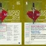 60° Festival Puccini eventi luglio 2014