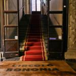 Tenore all'Opera di Cristiano Cremonini presentato al prestigioso Circolo Bononia di Palazzo Bolognetti a Bologna