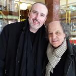 Cristiano Cremonini e Fio Zanotti intervistati dal Corriere della Sera per Sanremo 2015