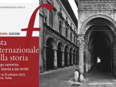 Cristiano Cremonini tenore Bologna ospite alla XII Festa Internazionale della Storia