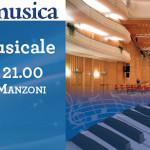 Cristiano Cremonini in concerto con Fio Zanotti al Teatro Manzoni di Bologna per Emilbanca