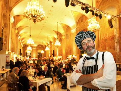 Tenore in Cucina 2016 - Cristiano Cremonini