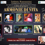 Armonie di Vita - Antoniano Ramazzini locandina