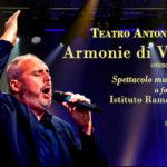 Il tenore Cremonini ospite al gran galà dell'Antoniano