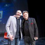 Cristiano Cremonini con Red Ronnie