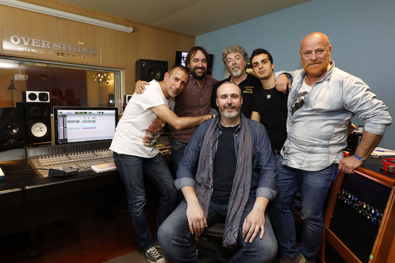 Cristiano Cremonini tenore e Dallabanda all'Over Studio