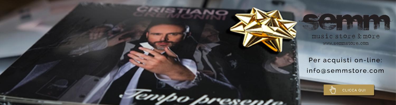 Cristiano Cremonini album Tempo Presente