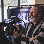 """Cristiano Cremonini conferenza stampa Album """"Tempo Presente"""" Teatro delle Celebrazioni"""