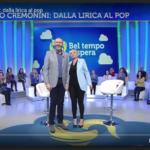 Cristiano Cremonini Bel Tempo Si Spera Lucia Ascione