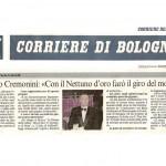 Cristiano Cremonini Tenore Cantante Lirico Opera Singer Tenor Bologna Intervista Corriere della Sera