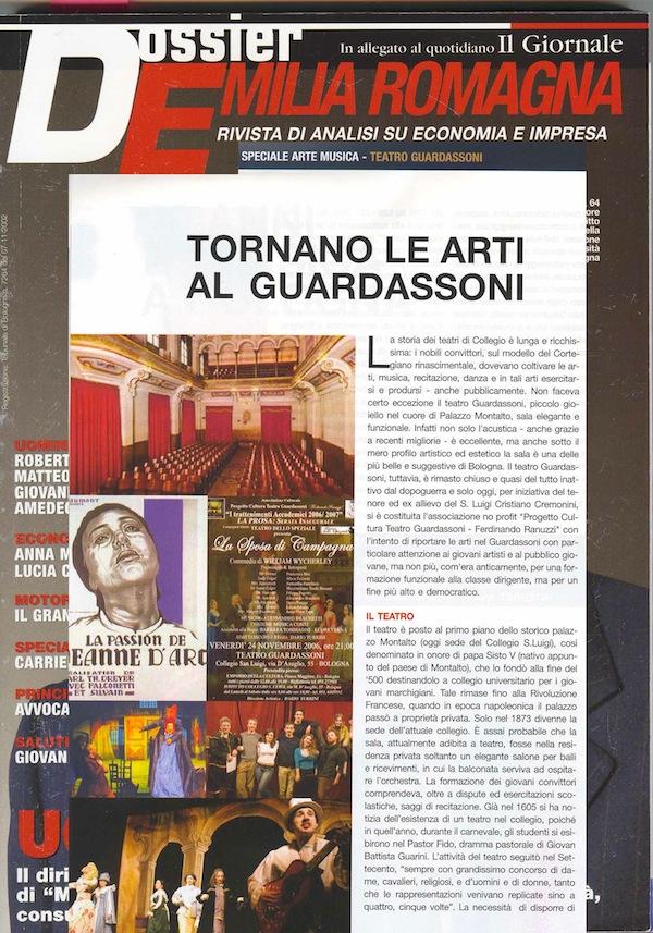 Cristiano Cremonini Tenore Cantante Lirico Opera Singer Tenor Bologna Teatro Guardassoni