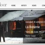 Cristiano Cremonini Tenore Opera Singer Cantante Lirico Boheme 2012