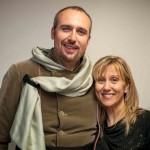 Cristiano Cremonini con Liana Achenza