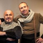 Cristiano Cremonini con il baritono Paolo Gavanelli