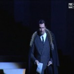 Rai Tre Prima della Prima sull'opera Divorzio all'italiana al Teatro Comunale di Bologna